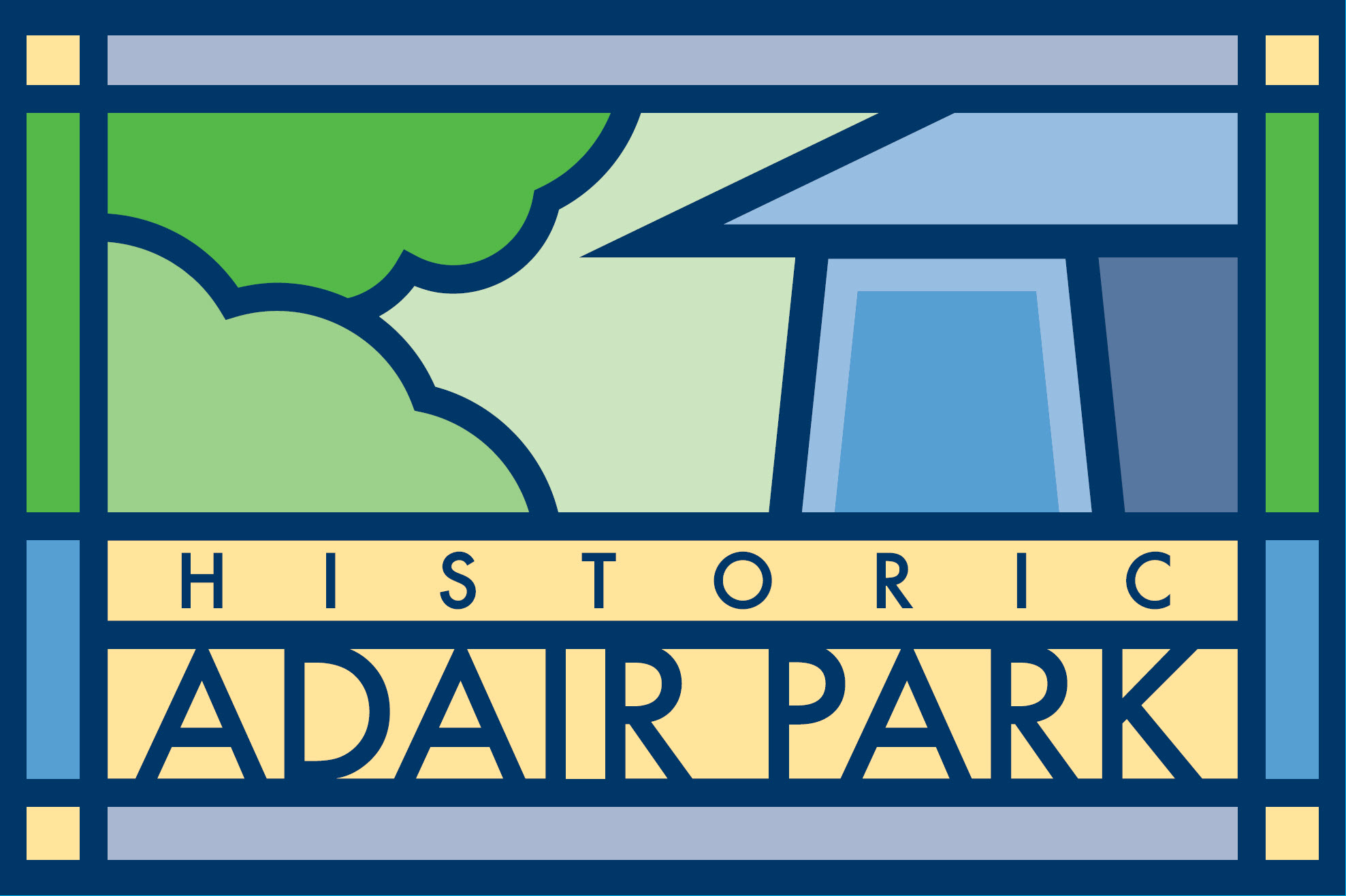 Adair Park Flag