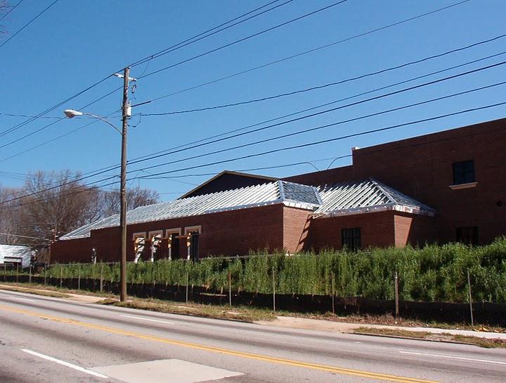 About adair park adair park for Kroc center