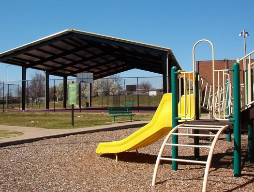 Adair Park II Playground and Courts