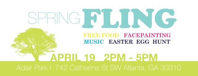 Spring Fling 2014