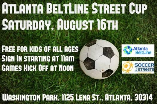 Atlanta Beltline Street Cup